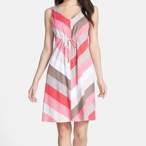 🌷Tommy Bahama 'Kai' Chevron Jersey Dress🌷